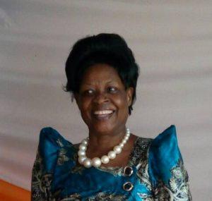 Senior Pr. Gertrude Ssekayi
